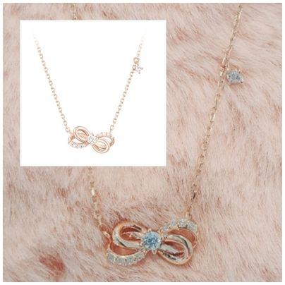 [J.Estina] 20FW新作☆ J.RIBBON necklace
