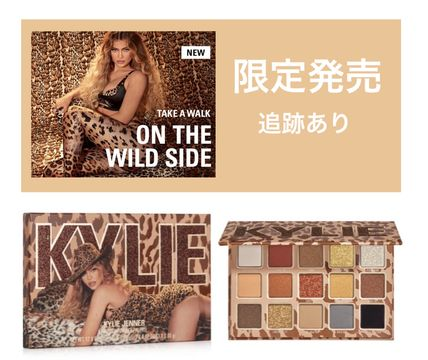 Kyle Cosmetics On the Wild Side Pressed Powder シャドウ