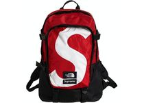 Supreme TNF THE NORTH FACE S Logo Expedition Backpack FW 20