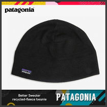 [Patagonia] Better Sweater recycled-fleece beanie 送料関税込