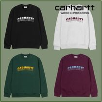CARHARTT ★DISTRICT SWEATSHIRT★4色