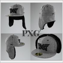 【PXG】冬のお洒落なキャップ DOG EAR 59FIFTY FITTED CAP
