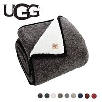 UGG【国内発送・関税込】Melange Classic Sherpa Throw Blanket