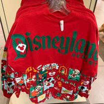☆Disneyland限定☆ Holiday Spirit Jersey  ミッキーと仲間たち