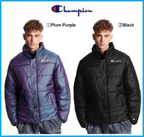 2021Cruise!! ★CHAMPION★ Puffer Jacket With Packable Hood