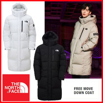 THE NORTH FACE★20-21AW FREE MOVE DOWN COAT_NC1DL50
