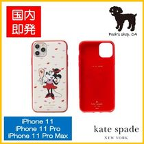 【Kate Spade】iphone cases minnie◆国内発送◆