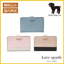 【Kate Spade】spencer compact wallet◆国内発送◆