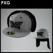 PXG★冬のラウンドに DOG EAR 59FIFTY FITTED CAP