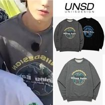 【UNSD】SHINING EARTH SWEATSHIRTS ★ATEEZ SAN着用★
