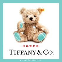 日本完売 Tiffany&CO. Love Classic Teddy Bear 27cm