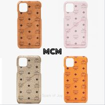 ★MCM★Visetos Original iPhone 11/11 Pro/11 Pro Max Case★