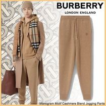 品格感じるLXストリート◆BURBERRY◆Blend Jogging Pants
