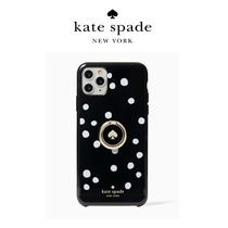 kate spade♥iPhone case XS MAX,11PRO MAX リング付き