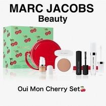 MARC JACOBS(マークジェイコブス) リップグロス・口紅 限定品☆【MARC JACOBS BEAUTY】Oui Mon Cherry Set with BAG