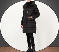 Moncler**FLAMMETTE down coat**Black