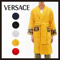 【Versace】I LOVE バロック バスローブ