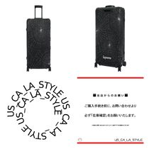 【送料関税込】Supreme RIMOWA Check-In L Black