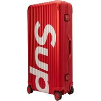 【送料関税込】Supreme RIMOWA Topas Multiwheel 82L Red