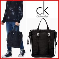 ★CALVIN KLEIN★ラップキルティングトート バッグ☆正規品☆