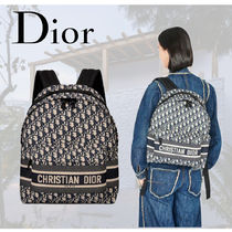 Dior Travel バックパック キャンバス◆直営店◆送料込◆国内発