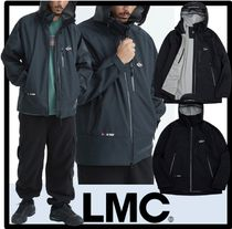★送料・関税込★LMC★WATERPROOF SHIELD JACKE.T★ブラック