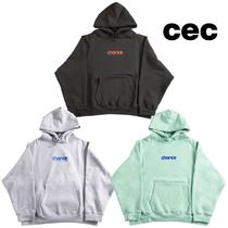 【CHANCECHANCE】CHANCE WAVE HOODIE 裏起毛 フーディ 3色