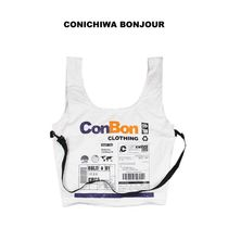 【CONICHIWA bonjour】20fw EXPRESS BAG white