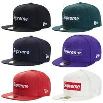 【送料関税込】Supreme World Famous Box Logo New Era