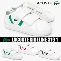 LACOSTE(ラコステ) キッズスニーカー キッズ◆人気商品◆LACOSTE◆SIDELINE 319 1◆送料無料