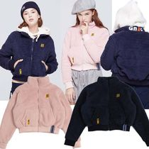 ROMANTIC CROWN★BTS愛用★YETI SHORT JACKET S SIZE