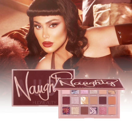 HUDA BEAUTY(フーダビューティー) アイメイク HUDA BEAUTY☆ホリデー限定☆Naughty Nude Eyeshadow Palette