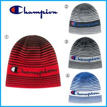 2021Cruise新作!! ★CHAMPION★ Reversible Beanie