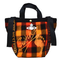 Vivienne Westwood ハンドバッグ 42010045 SWITCH SMALL RUNNER