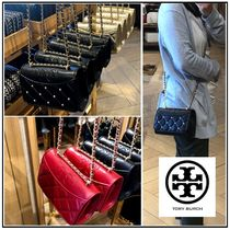 Tory Burch☆SAVANNAH SHRUNKEN SHOULDER BAG☆ショルダー☆送込