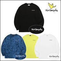 MARK GONZALES★日本未入荷★M/G SMALL SIGN LOGO LONG SLEEVE