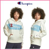 2021Cruise新作!! ★CHAMPION★ Hoodie With Sweater Trim