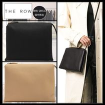 【The Row】 Nu Twin レザー バッグ W1235L55