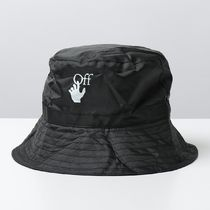 OFF-WHITE 帽子 PACKABLE BUCKET HAT VIRGIL ABLOH