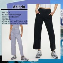 Aritzia Wilfred Free Modern Utility Pant High waisted