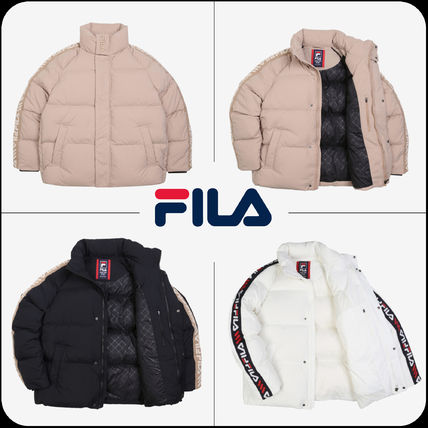 [ FILA ]★韓国大人気★NEW TAPE SHORT PUFFER DOWN