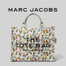 MarcJacobs マーク PEANUTS SM TRAVELER TOTE【送料0/国内即発】