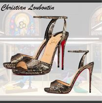 Christian Louboutin ◆ Loubiloo 120 mm ◆ ミュール