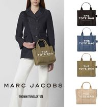 MARC JACOBS マーク THE MINI TRAVELER TOTE【送料0/国内即発】