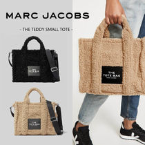 MARC JACOBS マーク TEDDY SM TRAVELER TOTE【送料0/国内即発】
