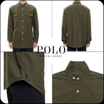 [Polo Ralph Lauren]★CUMATNBXPPHS-LONG SLEEVE-SPORT SHIRT