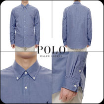 [Polo Ralph Lauren]★SL BD PPC SP-LONG SLEEVE-SPORT SHIRT