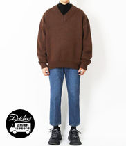 SCENERITY V-necked wool knit. CA195 追跡付