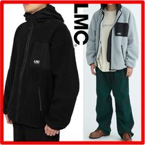 ★韓国の人気★【LMC】★LMC HOODED FLEECE JACKE.T★関税込★