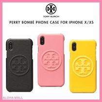 【Tory Burch】PERRY BOMBE PHONE CASE FOR IPHONE X/XS♪